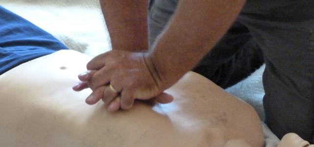 Initiation aux gestes de premiers secours… Retour sur la première session